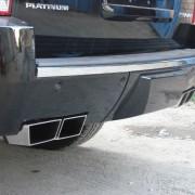 заказать выхлопную систему Cadillac Escalade